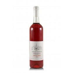 Zweigeltrebe 2015, české zemské, Zámecké vinařství Munzar Domousnice