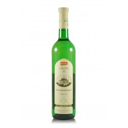 Ryzlink rýnský 2016, biodynamické víno, Vinné sklepy Kutná Hora