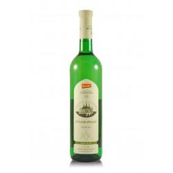 Ryzlink rýnský 2016, kabinet, biodynamické víno, Vinné sklepy Kutná Hora