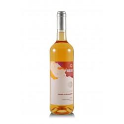 Cuvée České středohoří rosé 2013, košer, České vinařství Chrámce