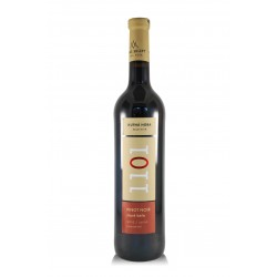 Pinot Noir staré keře 2016, kabinet, limitovaná edice, biodynamické víno, Vinné sklepy Kutná Hora
