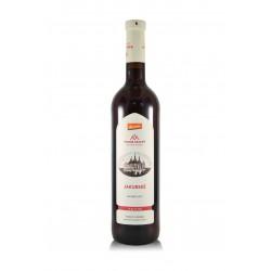Jakubské 2017, jakostní, biodynamické víno, Vinné sklepy Kutná Hora