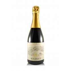 Sekt Pinot Noir sec, Lobkowiczké zámecké vinařství Roudnice nad Labem