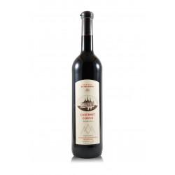 Cabernet Cortis 2014, bio víno, Vinné sklepy Kutná Hora